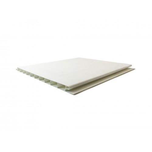 Вагонка біла (16 см)