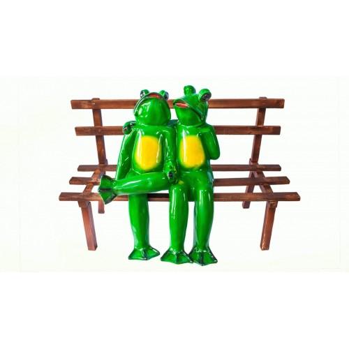 Жаби - пара