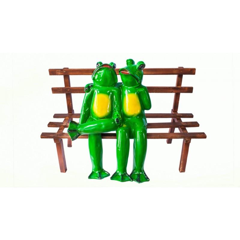 Лягушки - пара